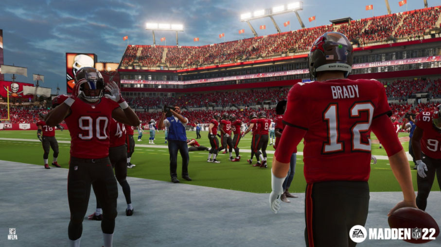 Madden NFL 22: Improvements As EA Reveals This Year's Release